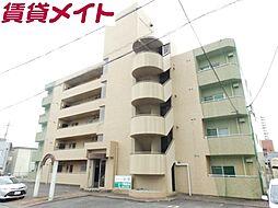 三重県四日市市西町の賃貸マンションの外観