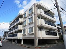 富士雁屋西マンション[3階]の外観