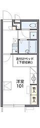 MURAKAMI[2階]の間取り
