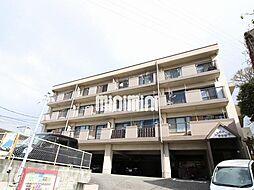 福岡県福岡市東区水谷3丁目の賃貸マンションの外観