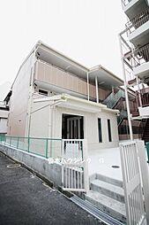 大阪府大東市浜町の賃貸アパートの外観