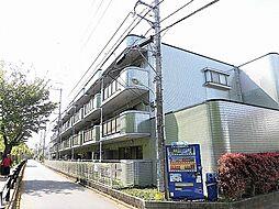 シャトー美堀台[1階]の外観