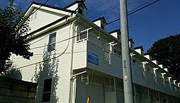 埼玉県蓮田市東2丁目の賃貸アパートの外観