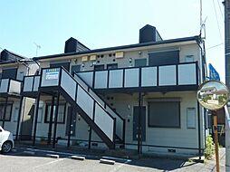 ホレストハウス A[1階]の外観