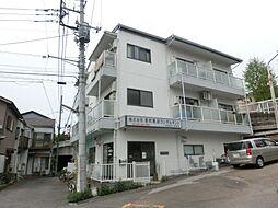 東京都府中市白糸台6丁目の賃貸マンションの外観