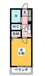 学遊館[2階]の間取り