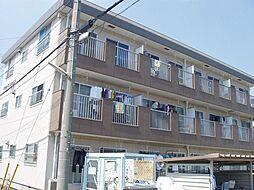 くまのマンション[302号室]の外観