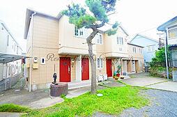 神奈川県鎌倉市由比ガ浜3丁目の賃貸アパートの外観