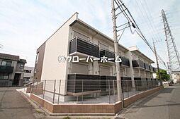 JR横浜線 淵野辺駅 バス14分 馬場十字路下車 徒歩5分の賃貸アパート
