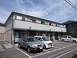 大阪府岸和田市藤井町2丁目の賃貸アパートの外観