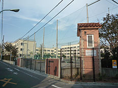 中野区立第二中学校