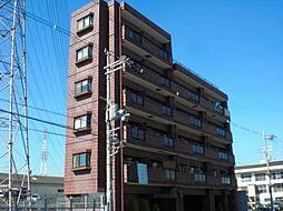 大阪府門真市四宮5丁目の賃貸マンションの外観