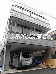 カーサ東新宿[2階]の外観
