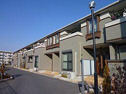 大阪府高石市西取石3丁目の賃貸アパートの外観