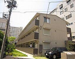 東京都江東区塩浜1丁目の賃貸アパートの外観