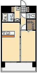 (新築)下北方町常盤元マンション[301号室]の間取り