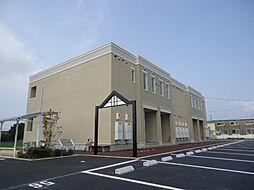 ハイツ江昭 B棟[1階]の外観