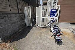 セレーヌ甲子園口[2階]の外観