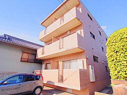 広島県安芸郡坂町平成ヶ浜1丁目の賃貸マンションの外観
