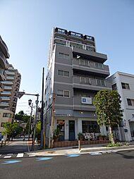 埼玉県さいたま市浦和区仲町2丁目の賃貸マンションの外観