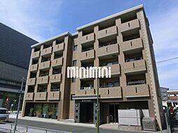 イーダッシュ東静岡[5階]の外観