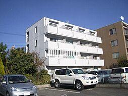 植田スイートハウス[4階]の外観