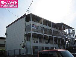 愛知県愛知郡東郷町大字和合字牛廻間の賃貸アパートの外観