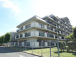 外観(最上階南向きのお部屋。総戸数269戸のビッグコミュニティマンションです。)