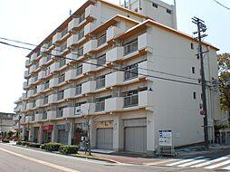 愛知県名古屋市名東区平和が丘1丁目の賃貸マンションの外観