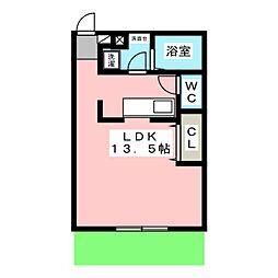 Lino[1階]の間取り