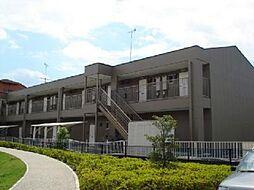 愛知県小牧市藤島町梵天の賃貸アパートの外観