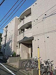 東京都世田谷区梅丘3丁目の賃貸マンションの外観