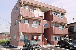 山形県山形市南館西の賃貸マンションの外観