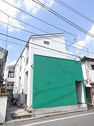 東京都北区東十条3の賃貸アパートの外観