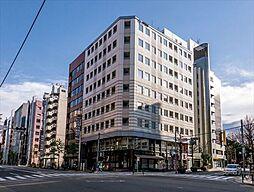 東京都新宿区新宿1の賃貸マンションの外観