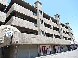 岐阜県岐阜市芥見南山2丁目の賃貸マンションの外観