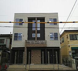愛知県名古屋市瑞穂区北原町2丁目の賃貸アパートの外観