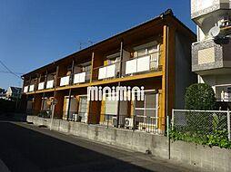 コーポ前田[1階]の外観