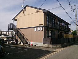 ジュネス片山[203号室]の外観