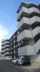 ハビテ—ション向丘[2階]の外観