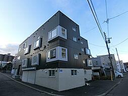 Urban Atsubetsu[2階]の外観