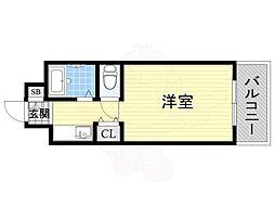 九条駅 4.5万円