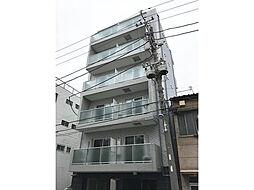 ABODE東浅草[3階]の外観