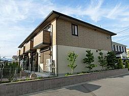 [タウンハウス] 茨城県つくば市上野春風台 の賃貸【茨城県 / つくば市】の外観