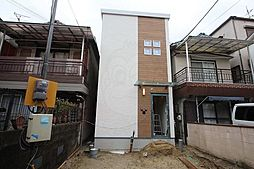 京阪本線 御殿山駅 徒歩28分の賃貸アパート