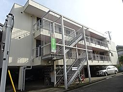 神奈川県横浜市神奈川区上反町2丁目の賃貸マンションの外観