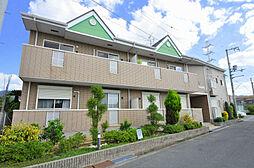 大阪府八尾市高安町北7丁目の賃貸アパートの外観