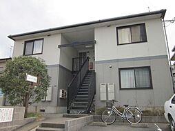 福岡県筑紫郡那珂川町片縄5丁目の賃貸アパートの外観
