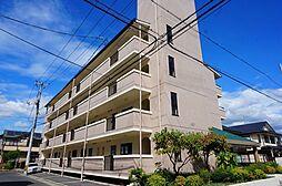 広島県広島市安佐南区山本1丁目の賃貸マンションの外観