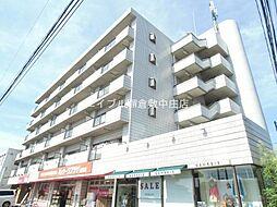 岡山県倉敷市白楽町丁目なしの賃貸マンションの外観